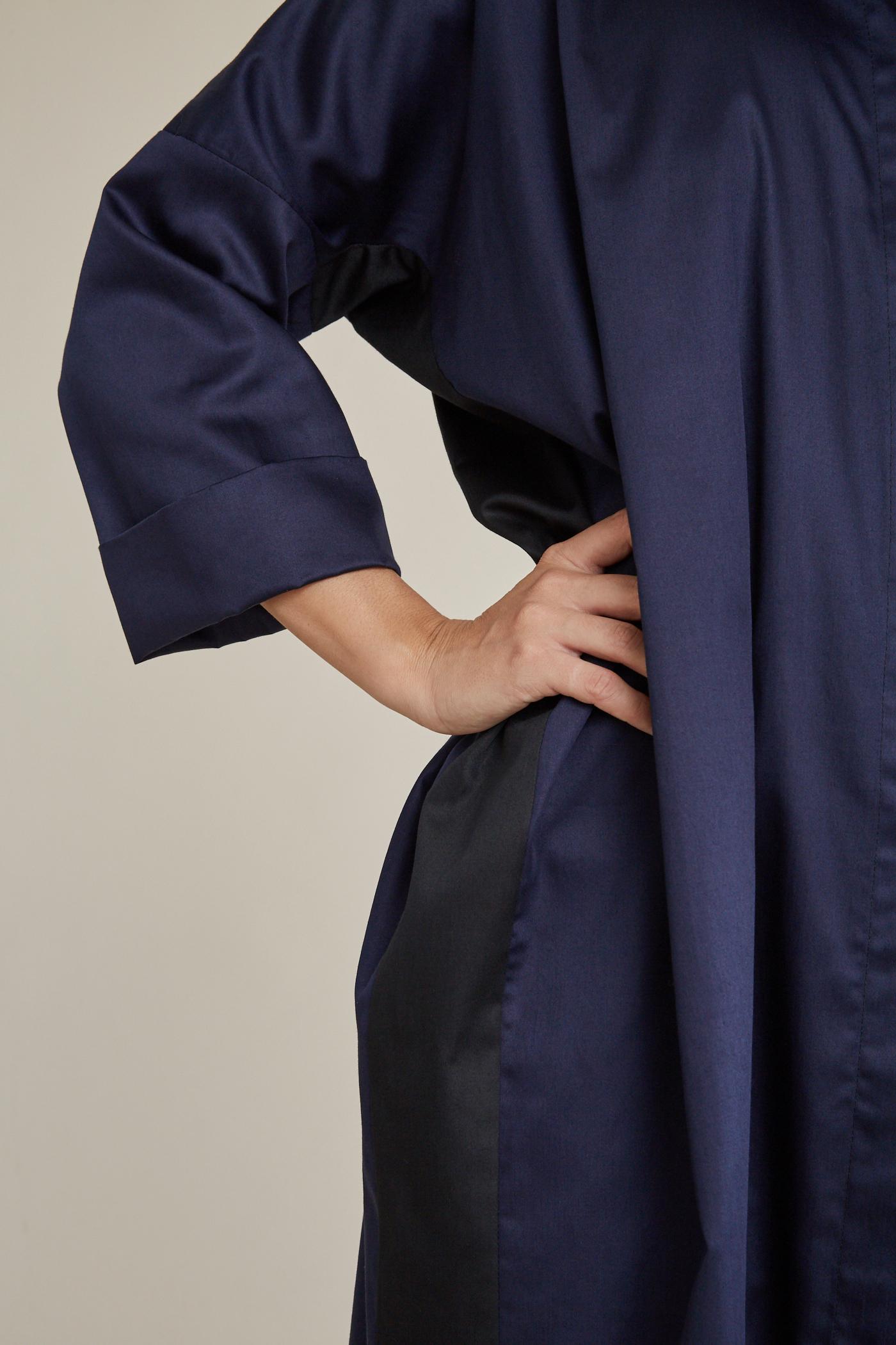 San Remo Dress Sabine Portenier Laufmeter