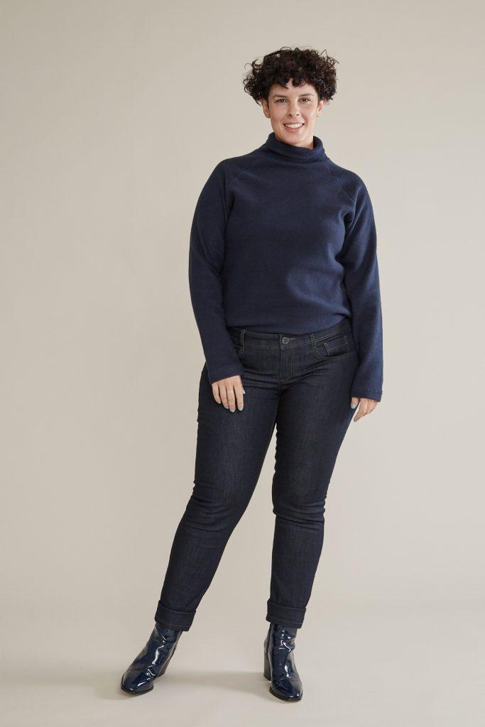 Tabitha Wermuth Pullover Louisa Laufmeter