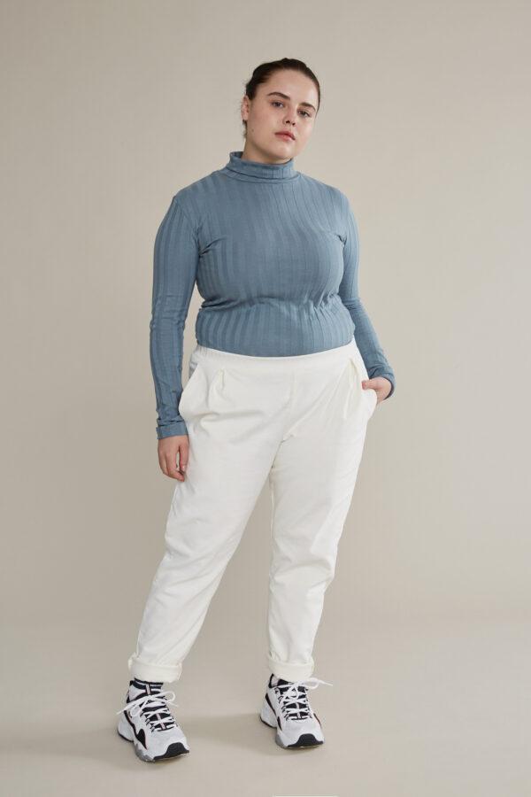 Tabitha Wermuth Hose Shirt Laufmeter