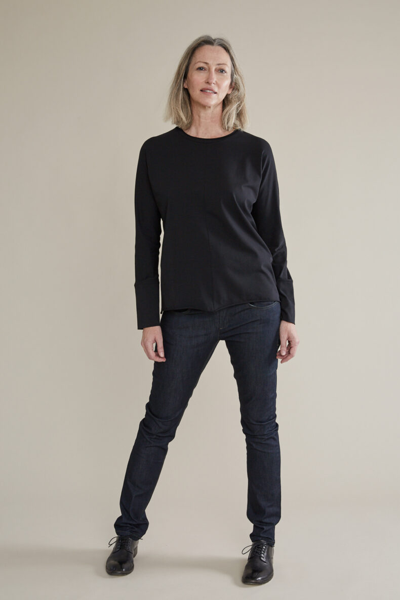 Sabine Portenier Basic Berlin Shirt Laufmeter