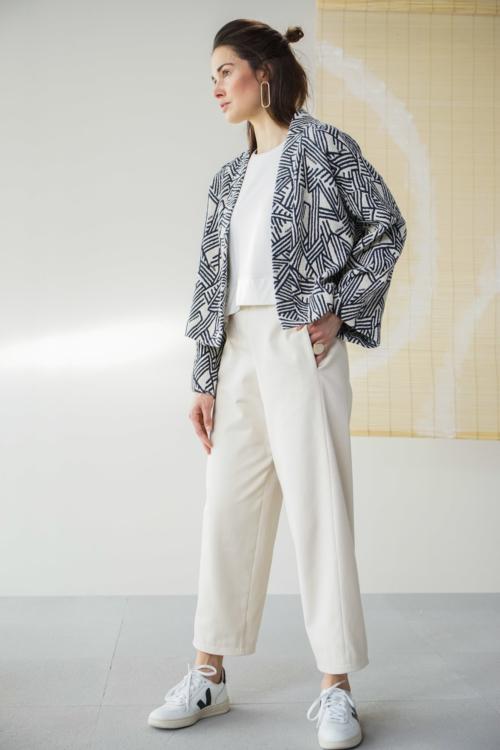 Sode Kimono Jacket Ami Laufmeter