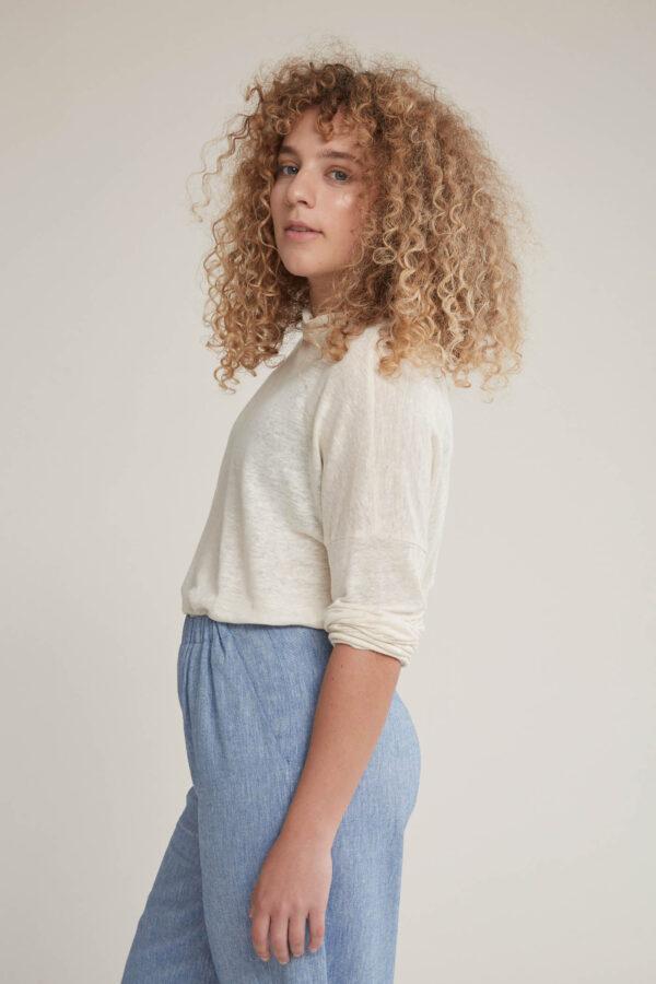 Laufmeter Tabitha Wermuth Pullover Elina