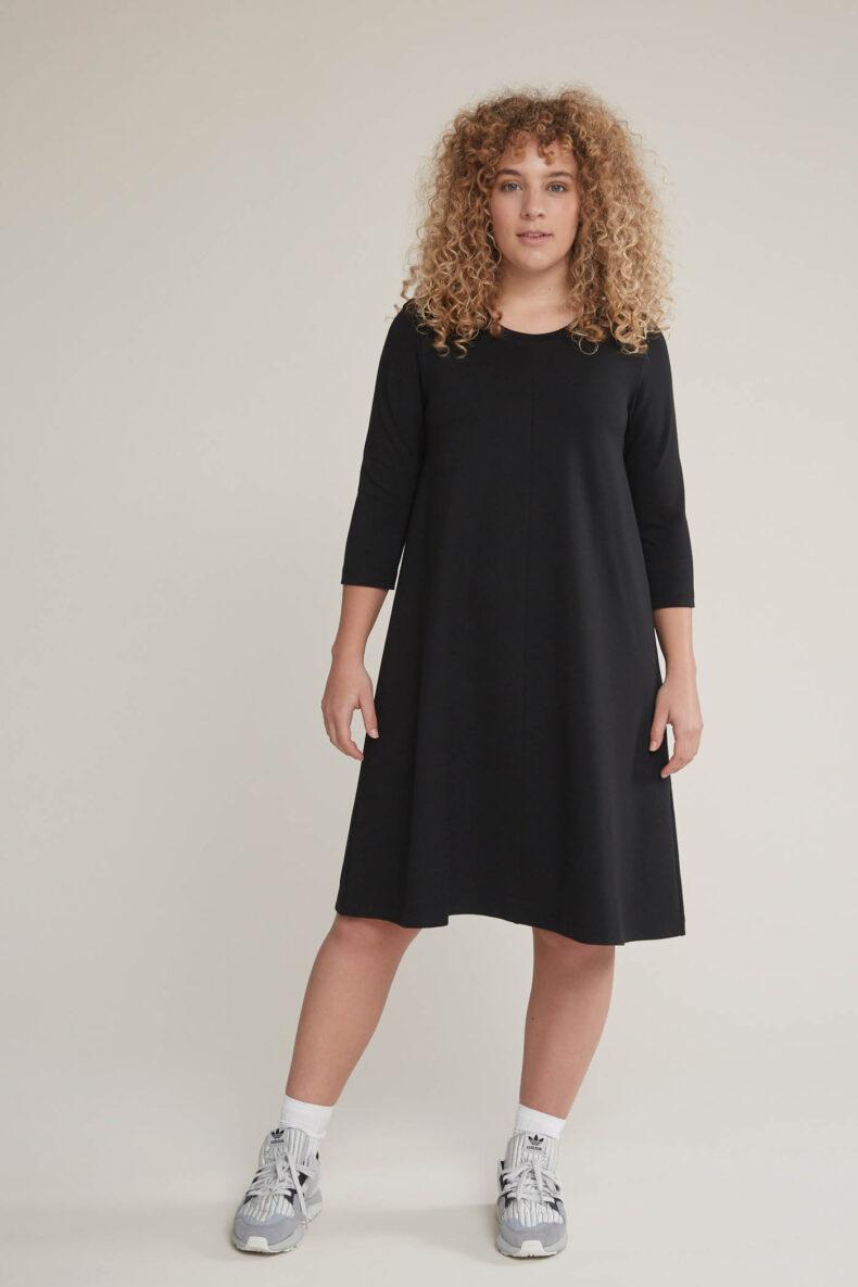 Plus Size Kleid Laufmeter NUNO des amis plus size Kleid ALYA