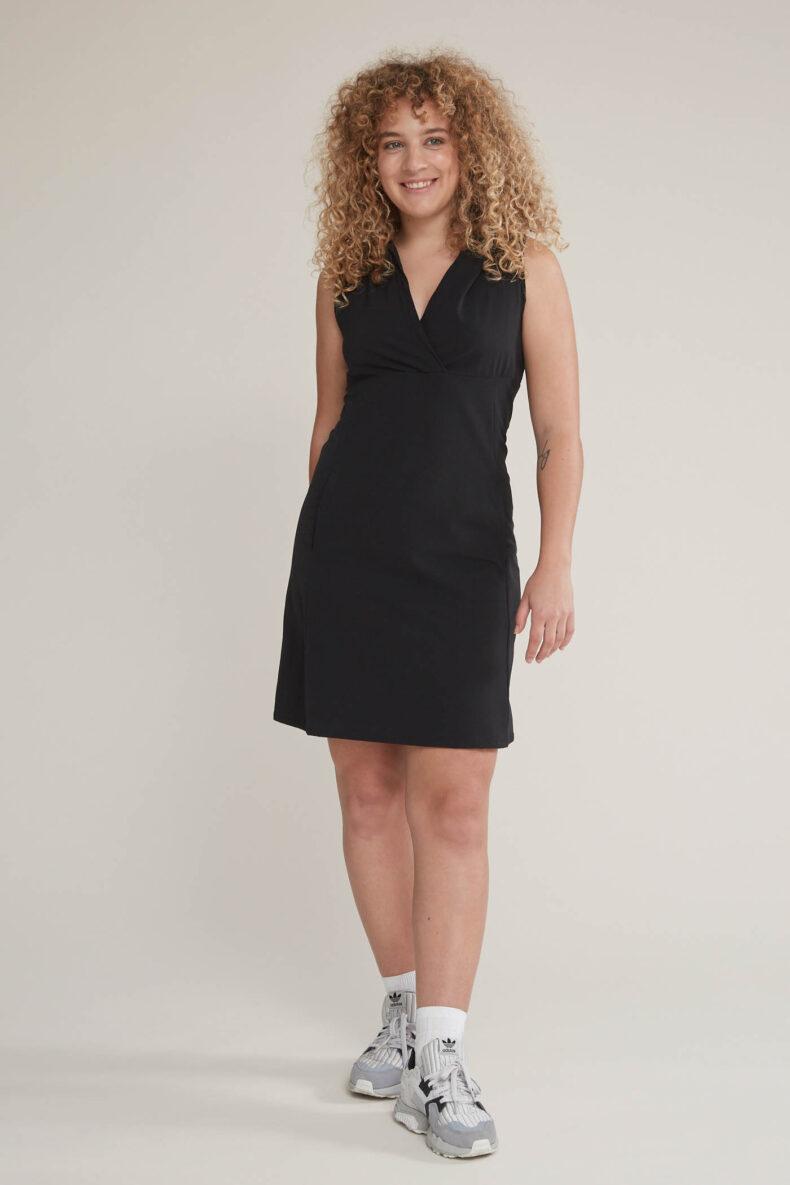 Laufmeter Claudia Güdel DrySkin Kleid Funktionskleidung