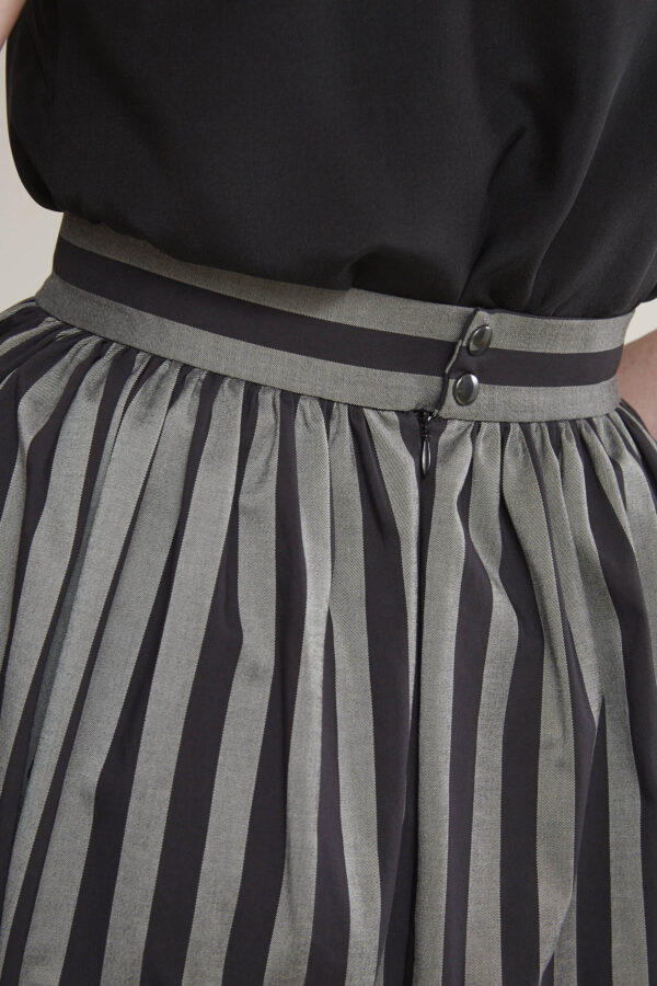 Laufmeter Mademoiselle L Jupe Black/Beige