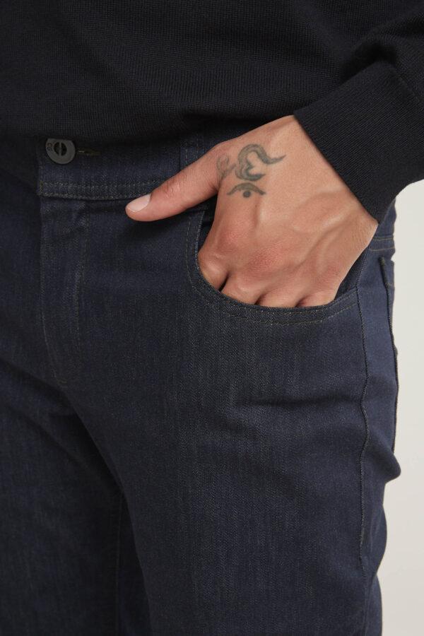 Laufmeter Claudia Güdel Blue Jeans Yo. Forever