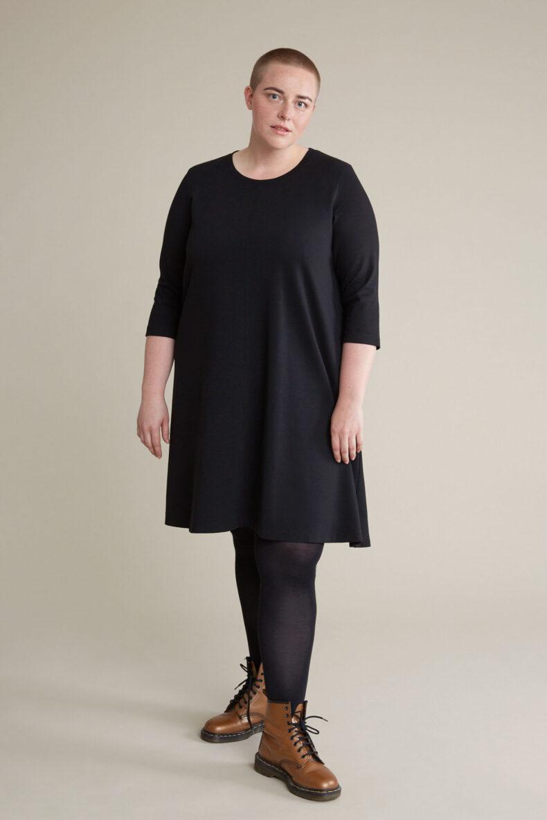 Plus-Size Kleid Laufmeter NUNO des amis plus size Kleid ALYA