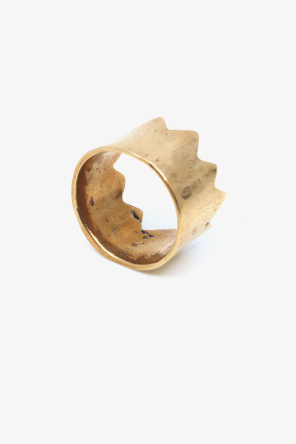 lili t. crown ring laufmeter