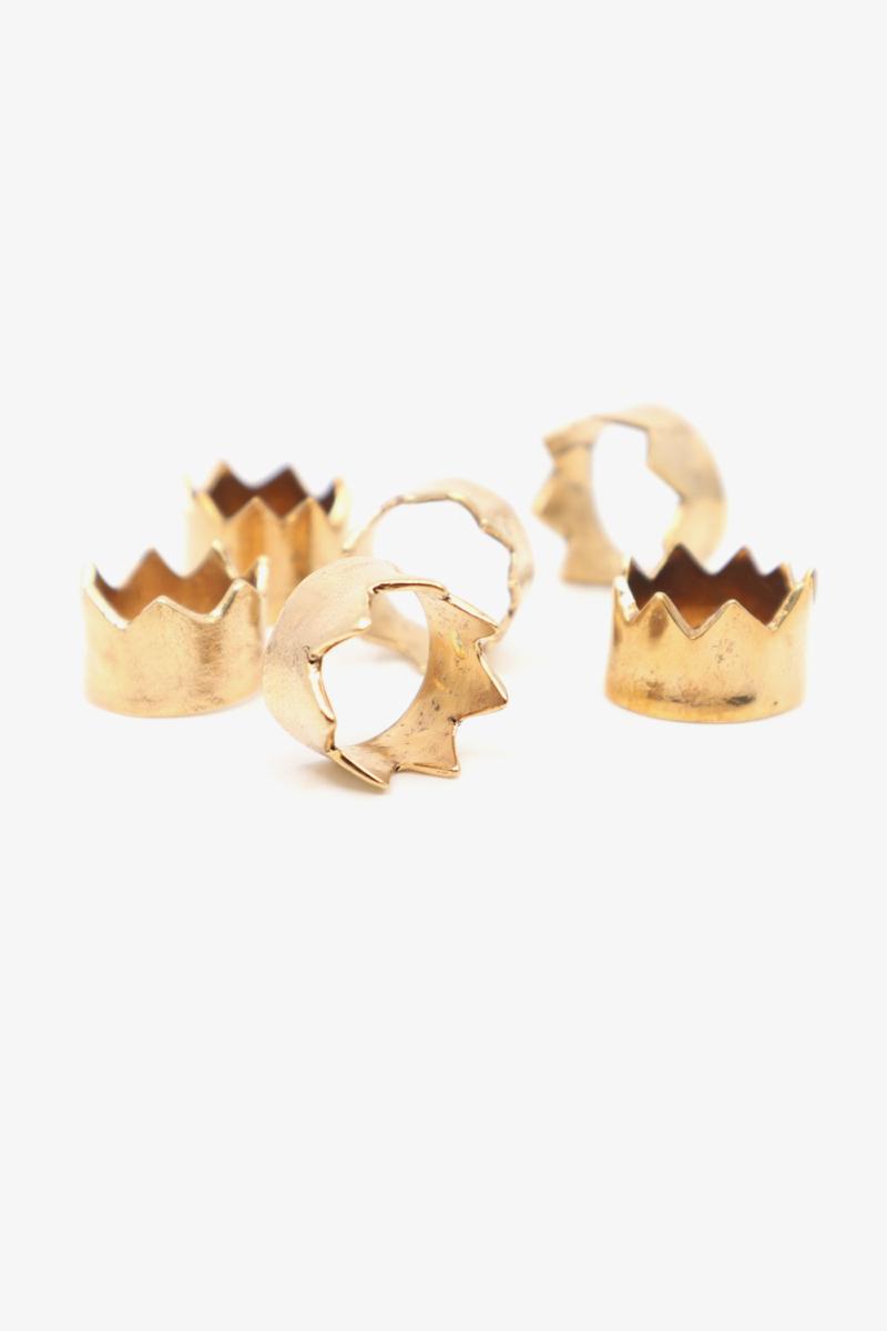 lili t. crown ring laufmeter kronenring