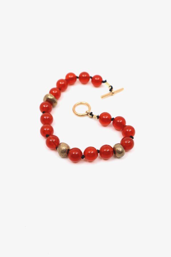 gem bronze bracelet lili t. laufmeter