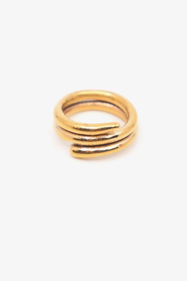 lili t. snake ring laufmeter