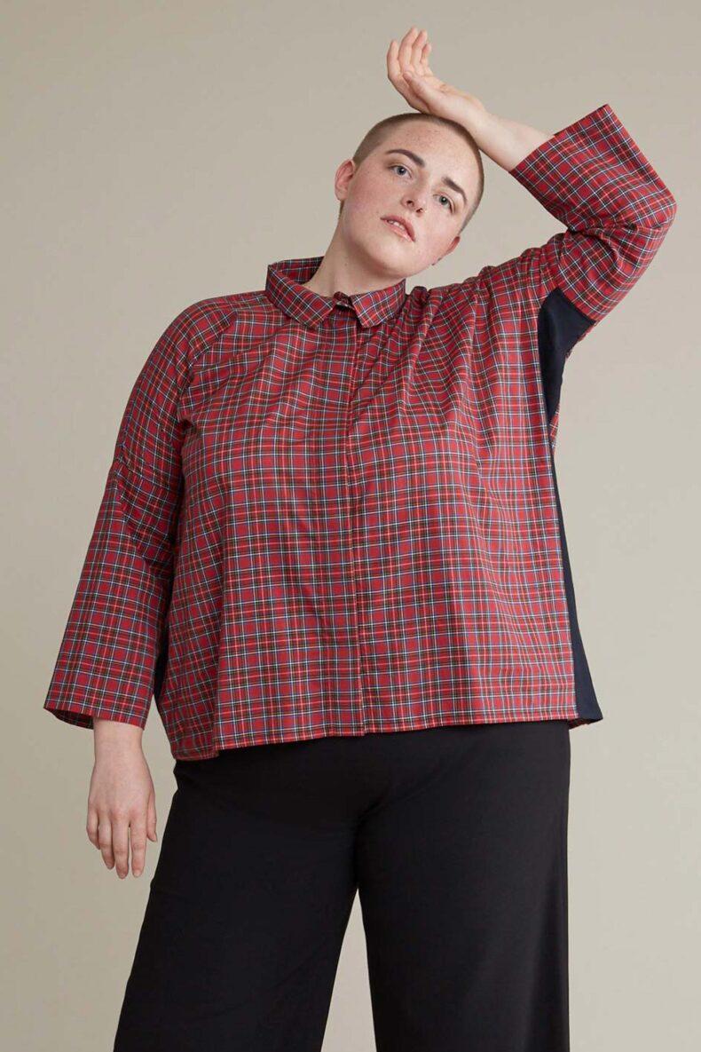 Bluse aus Baumwolle Sabine Portenier