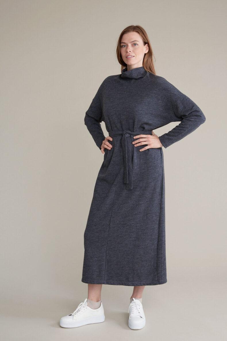 Oversize-Wollkleid Manusha