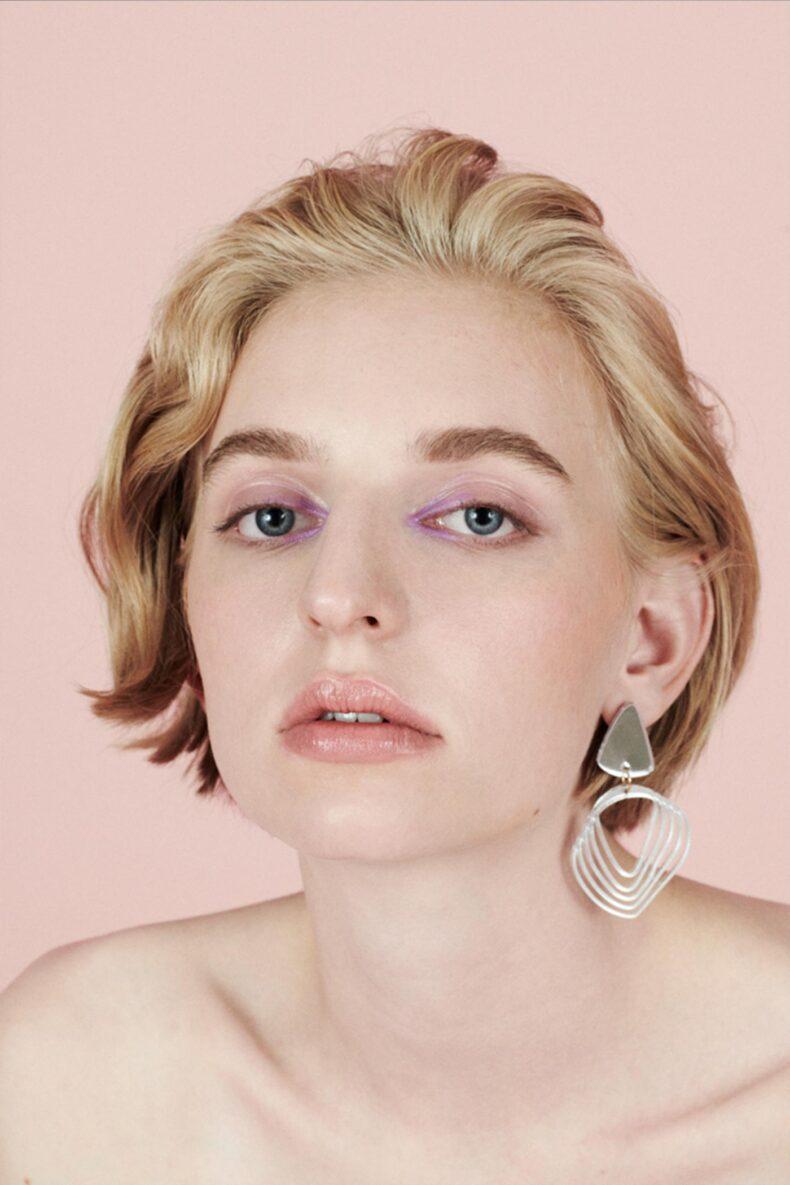 Ohrringe von Vanto Aniko White Parent