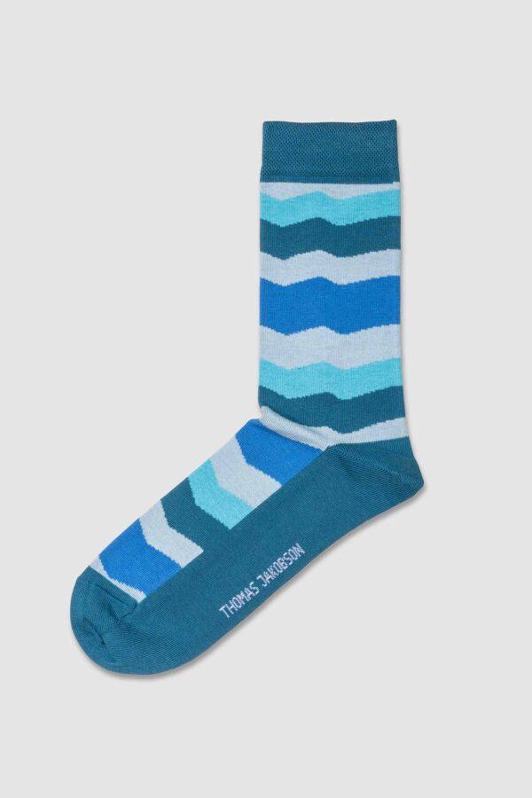 Socken «Lago» von Thomas Jakobson