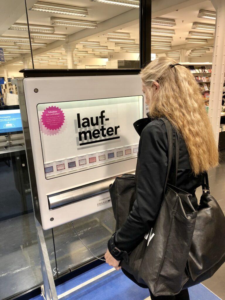 laufmeter automat
