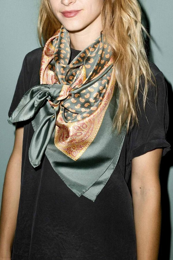 le foulard glaronais laufmeter