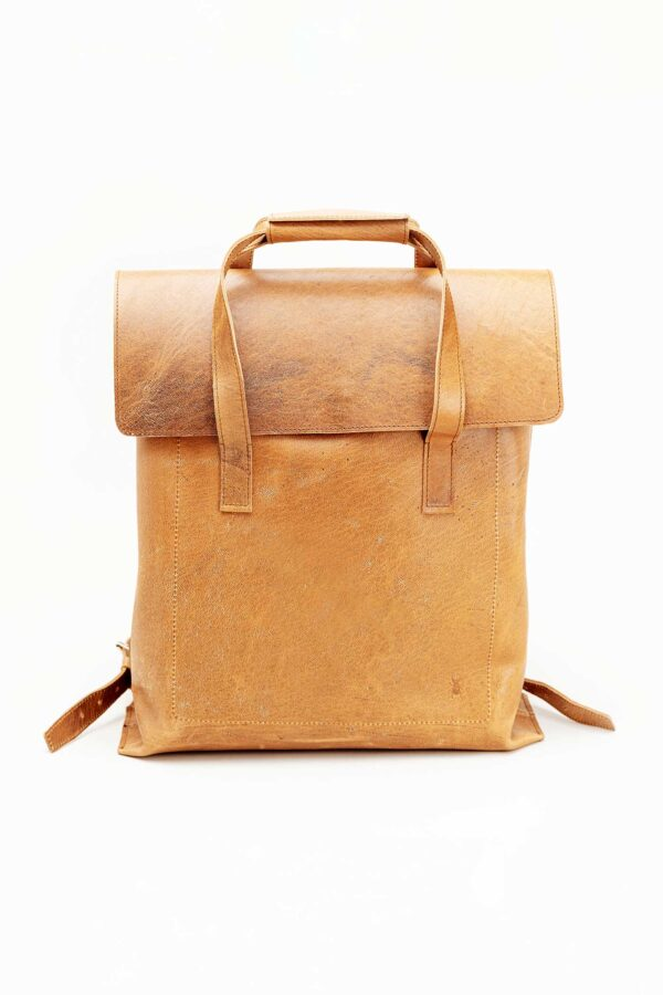 Rucksack aus Hirschleder