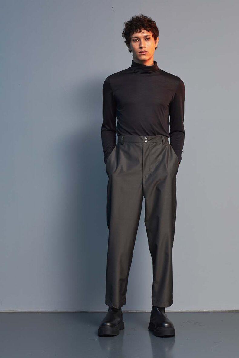 Hose mit Tascheneingriffen