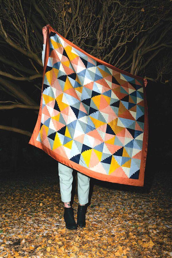 le foulard bauhaus laufmeter