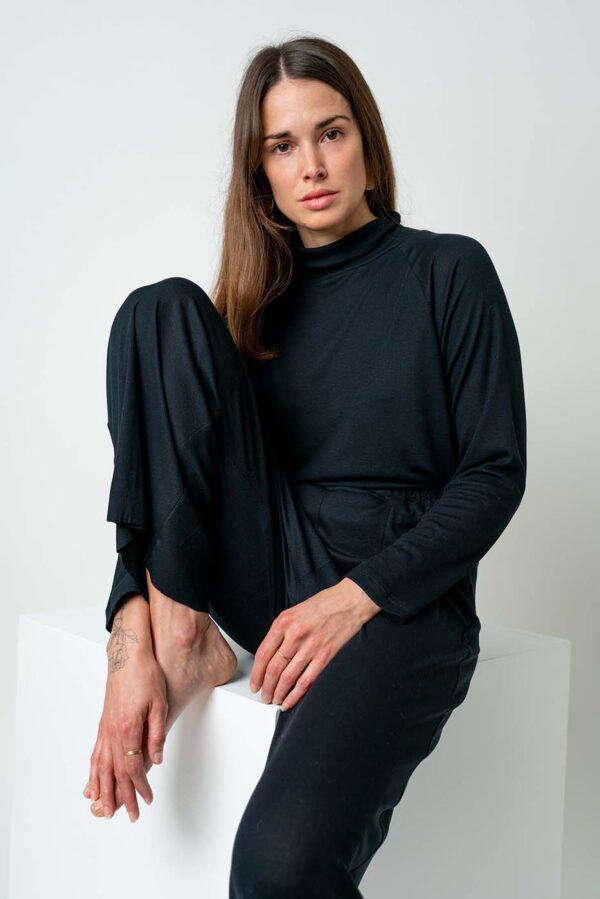 Pullover aus Tencel